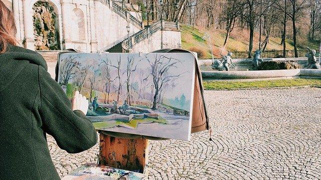 festő