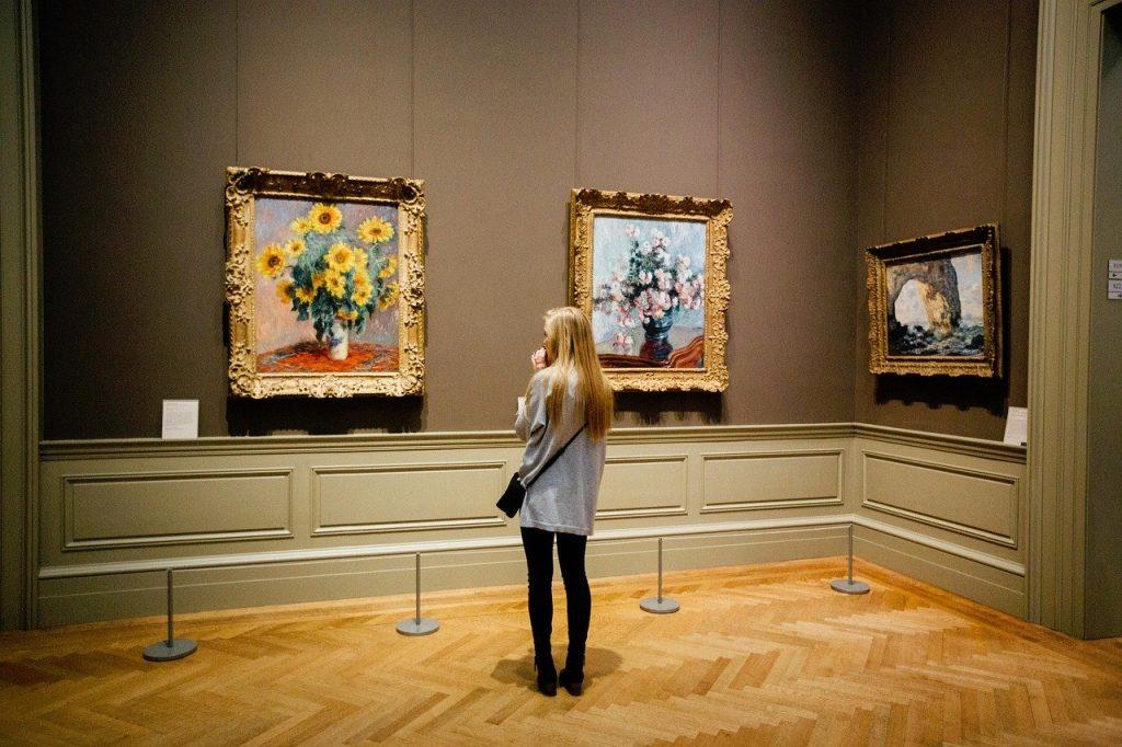 múzeumi kiállítás