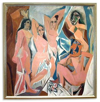 Avignoni kisasszonyok