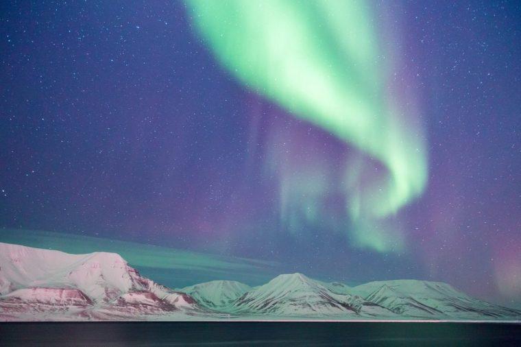 sarki fény fotó