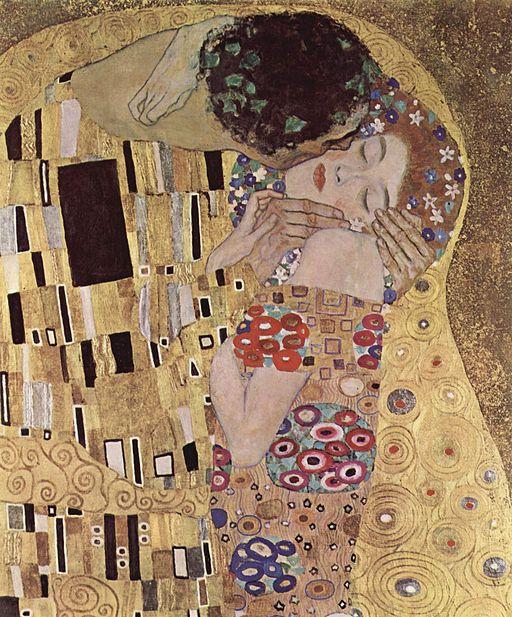 Gustav Klimt A Csók