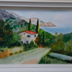 Akvarell képeim
