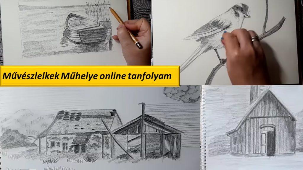 Online rajz tanfolyam